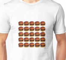 Hamburger Takeaway! Unisex T-Shirt