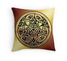 Celtic Throw Pillows Throw Pillow