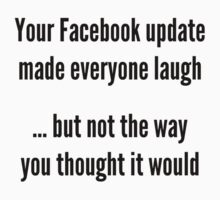 Your Facebook Update (light) by Endovert