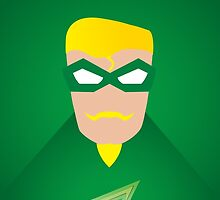 Green Arrow by robozcapoz