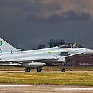 Eurofighter Typhoon FGR.4 ZJ920/QO-A by Colin Smedley