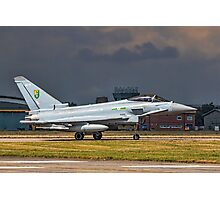 Eurofighter Typhoon FGR.4 ZJ920/QO-A Photographic Print