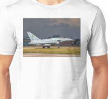 Eurofighter Typhoon FGR.4 ZJ920/QO-A Unisex T-Shirt