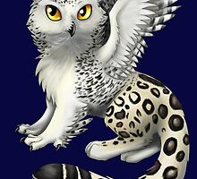Owl Gryphon by Kanrei