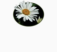 One White Daisy Womens Fitted T-Shirt