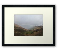 Harry Potter Bridge! (Glenfinnan Viaduct) Framed Print