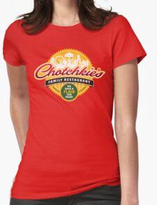 Chotchkie's Womens Fitted T-Shirt