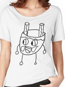 Slush - hey there! Women's Relaxed Fit T-Shirt