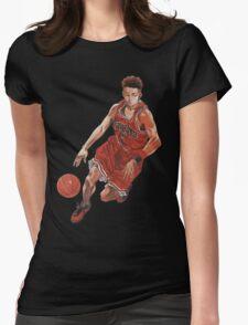 Slam Dunk #03 Womens Fitted T-Shirt