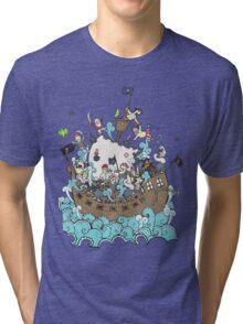 Pirates !! Tri-blend T-Shirt