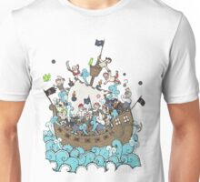 Pirates !! Unisex T-Shirt
