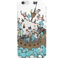 Pirates !! iPhone Case/Skin