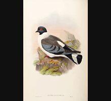 Birds of Asia John Gould 1883 V1 V7 438 Columba Leuconota Unisex T-Shirt