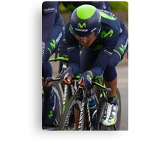Giro d'Italia - Belfast 2014 Canvas Print