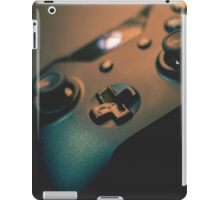 XBOX One Controller Top View iPad Case/Skin