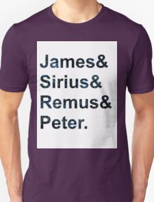 The Maurauders  Unisex T-Shirt