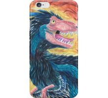Feathered T-Rex iPhone Case/Skin