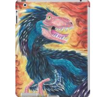 Feathered T-Rex iPad Case/Skin