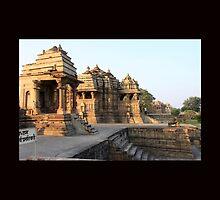 India - Madhya Pradesh - Khajuraho Group by Ren Provo