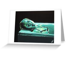 Streetcar Named Desire - Blanche Dubois #2 Greeting Card