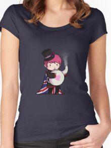 Tea Fiend Women's Fitted Scoop T-Shirt