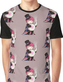 Tea Fiend Graphic T-Shirt