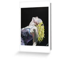 Streetcar Named Desire - Blanche Dubois #1 Greeting Card