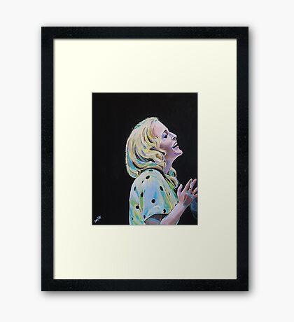 Streetcar Named Desire - Blanche Dubois #3 Framed Print