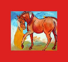 The Orange Horse Unisex T-Shirt