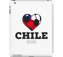 Chile Soccer iPad Case/Skin