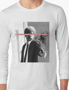 JULES WINNFIELD Long Sleeve T-Shirt