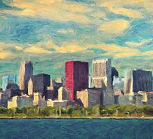Chicago by Taylan Soyturk