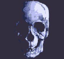 Dead Pixels - silver Unisex T-Shirt