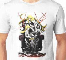 Shinobu Evo x Araragi V2 Unisex T-Shirt