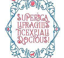 Whimsical Poppins! by Corinna Djaferis