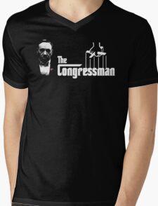 The Congressman Mens V-Neck T-Shirt