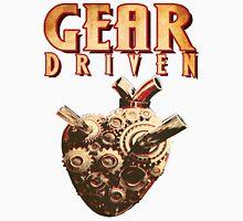 Gear Driven (No Background) Unisex T-Shirt