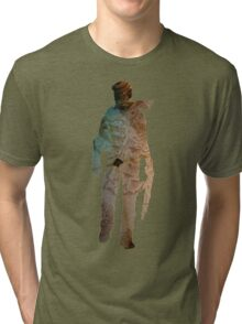 Uncharted - Nathan Tri-blend T-Shirt