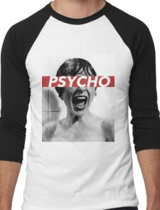 PSYCHO Men's Baseball ¾ T-Shirt