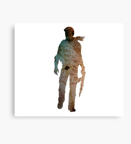 Uncharted - Nathan Canvas Print