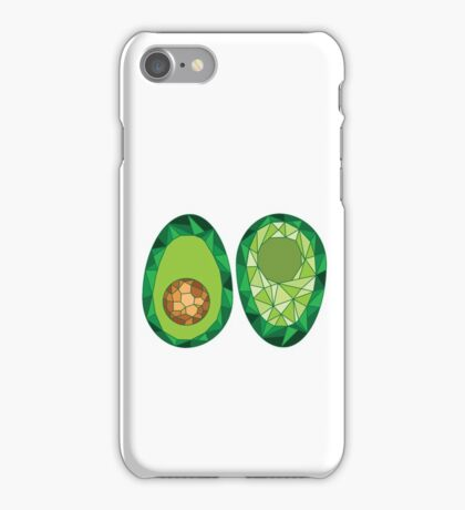 Avocado iPhone Case/Skin