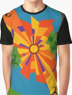 The Chase Graphic T-Shirt