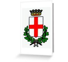 Coat of Arms of Padua Greeting Card