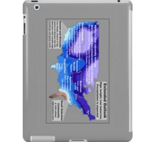 Emotional Weather Report iPad Case/Skin