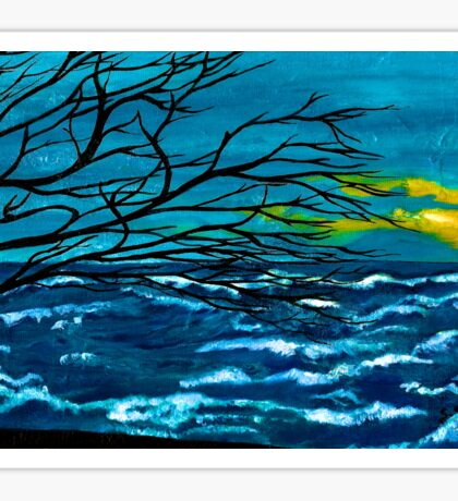 The Ocean Sticker