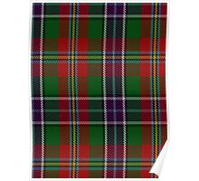 00923 Wilson's No. 110 Fashion Tartan  Poster