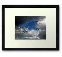 ©HCS Between Light And Shadows IA Framed Print