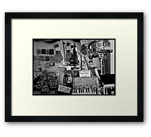 Music Makers Framed Print