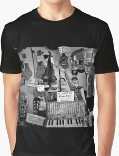 Music Makers Graphic T-Shirt