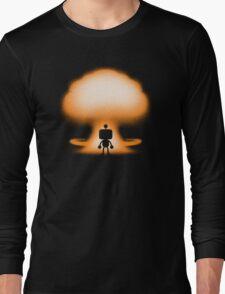 THE BOMBER Long Sleeve T-Shirt